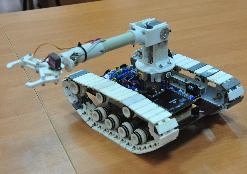Донецкие роботы покоряют мир