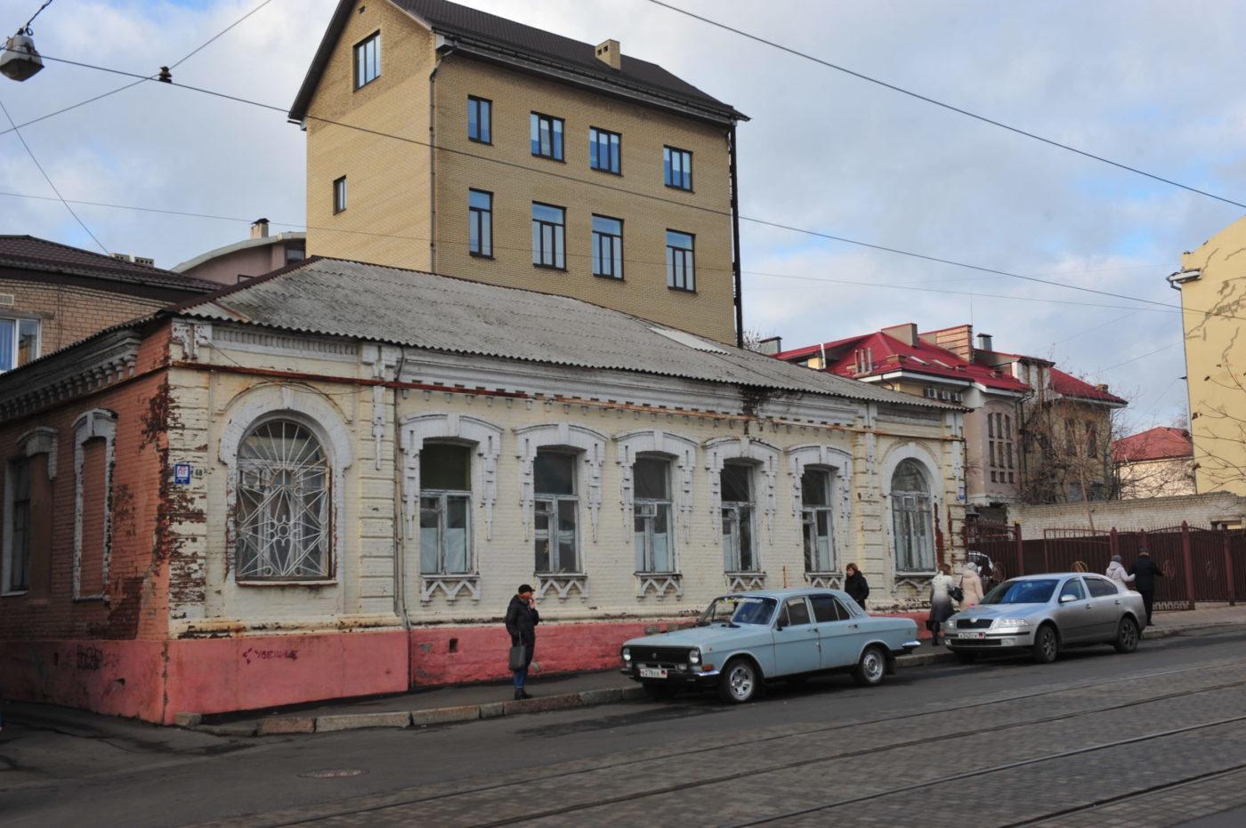Во времени и пространстве: улица Постышева (часть 2)