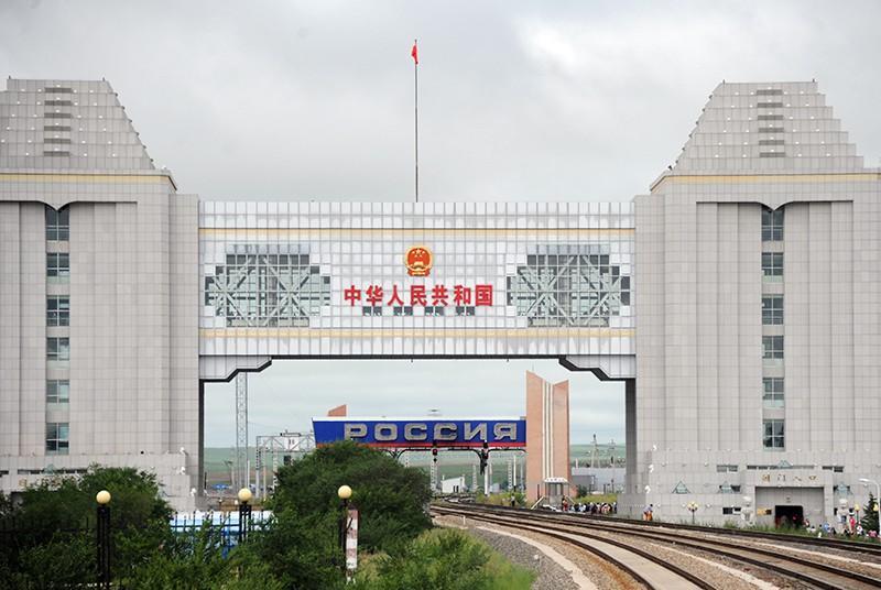 Россия перекрывает границу с Китаем