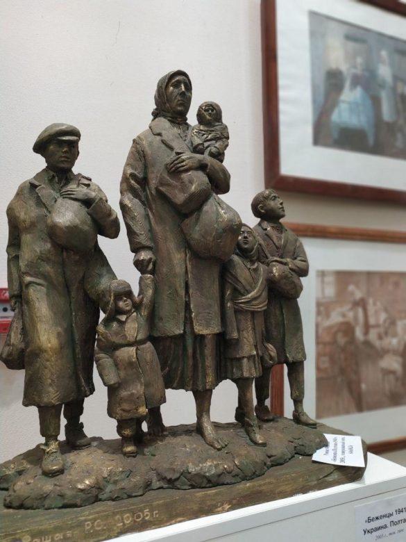 Донецкая выставка заслуженного художника России Романа Фашаяна (фото, видео)