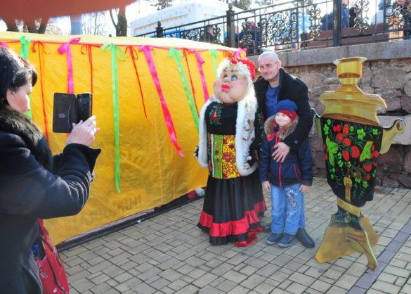 Донецкая Масленица (фоторепортаж)