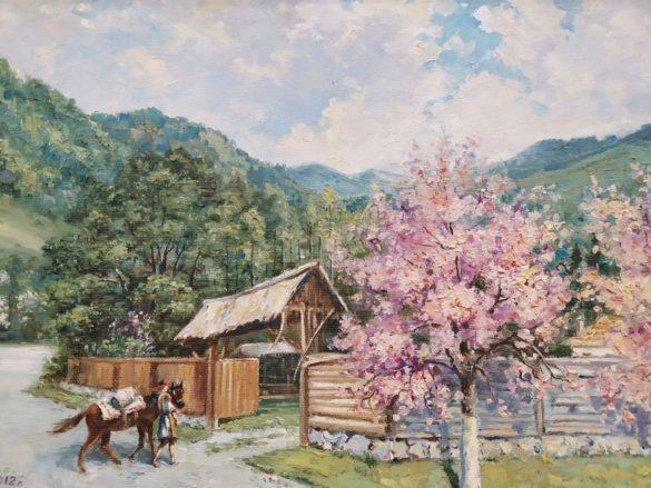 «Арт-Донбасс» презентовал выставку пейзажей