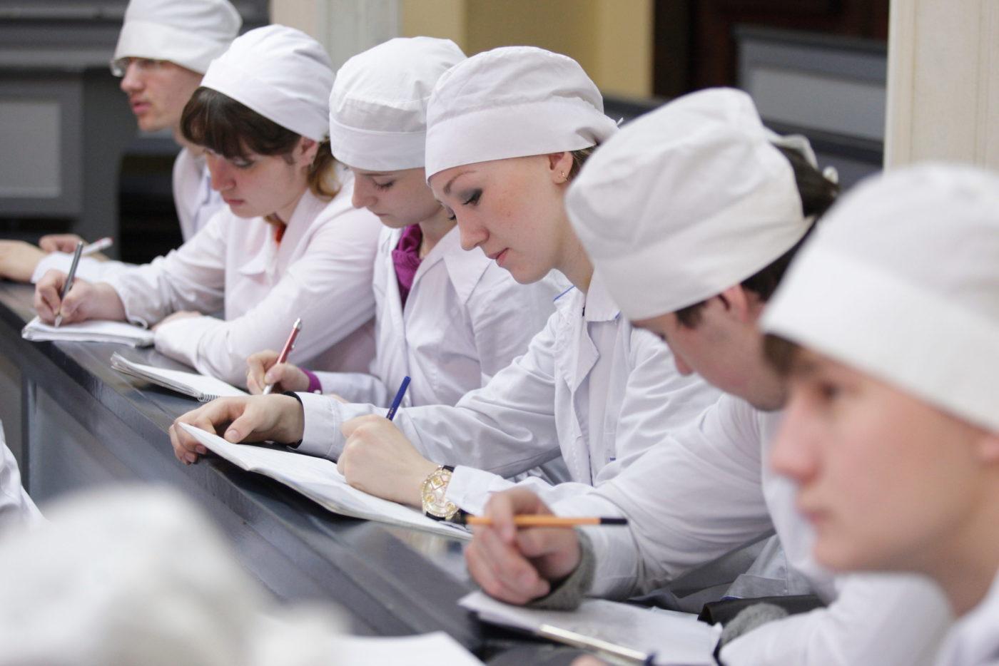 Состоится ли практика студентов-медиков?