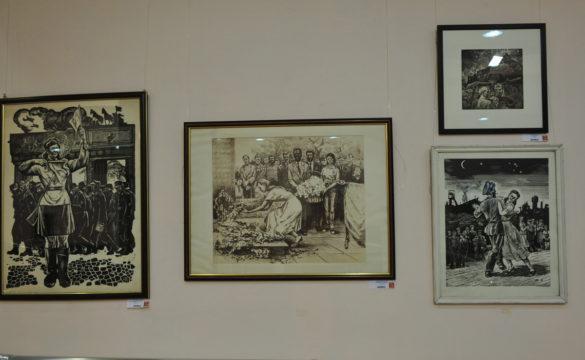 «Арт-Донбасс» представил выставку в онлайн-формате (фоторепортаж)
