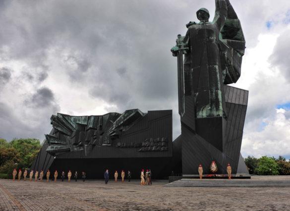 Автопробег к 75-летию Великой Победы (фоторепортаж)
