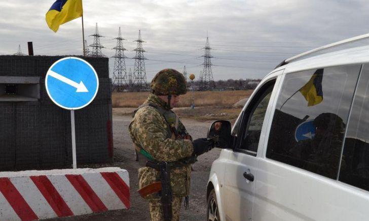 Украина назвала дату открытия КПВВ