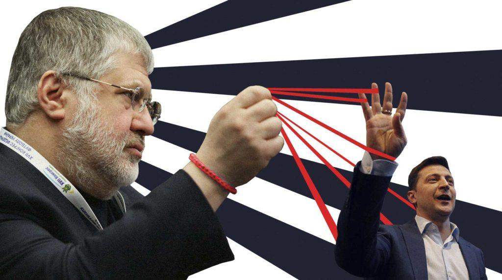 Украинское восстание: марионетка против кукловода