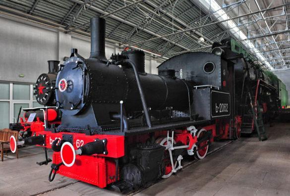 Кладовая железнодорожных ценностей