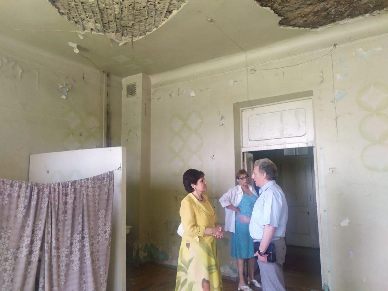 В ДНР займутся восстановлением больниц