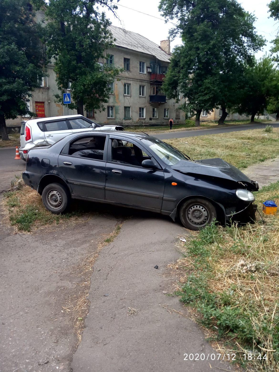 В ДНР за прошедшие выходные совершено 23 ДТП