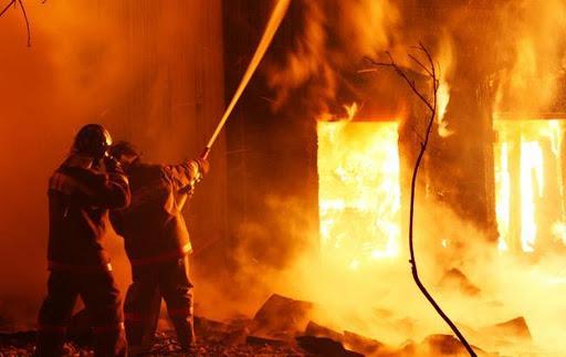 2 человека погибли при пожаре в Моспино