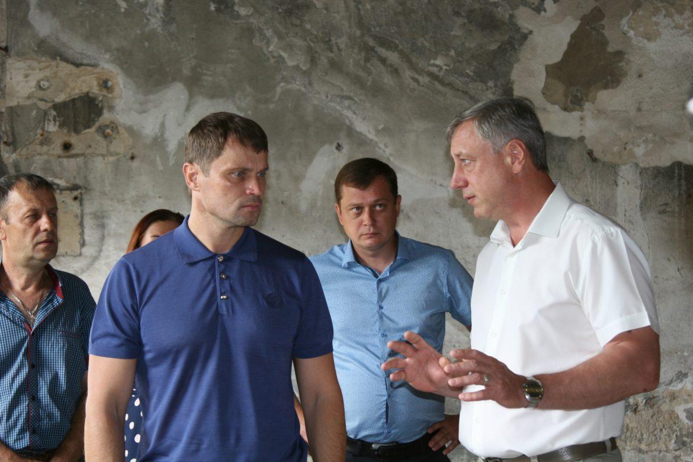 Донецкий проект для Луганского