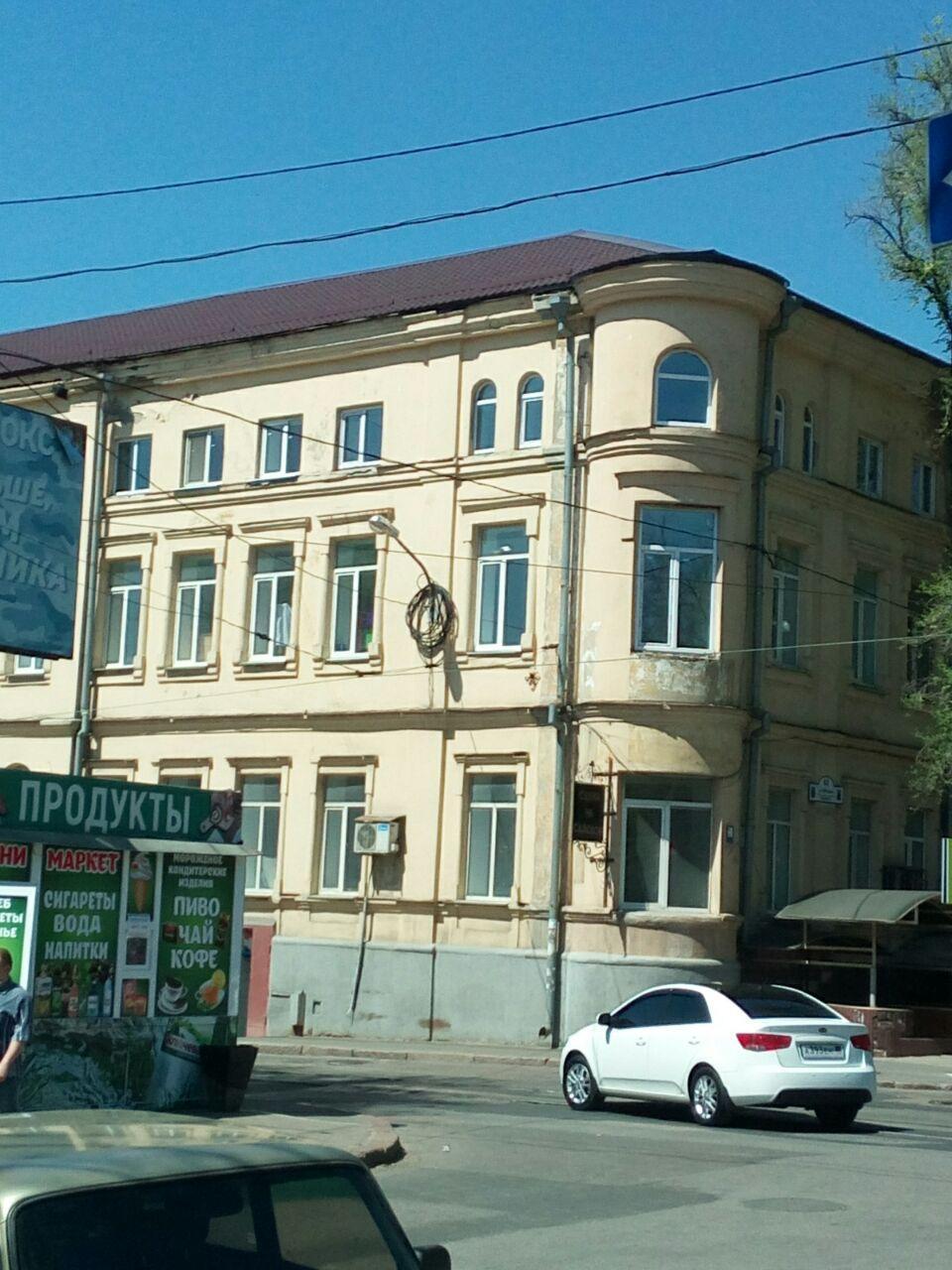 В здании муздрамы на Садовом отремонтировали крышу и установили систему кондиционирования
