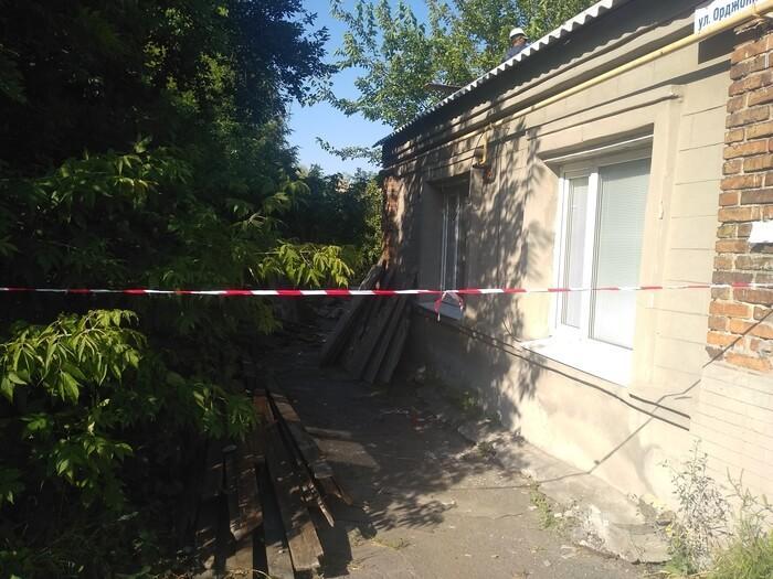 В Ясиноватой продолжается восстановление жилья