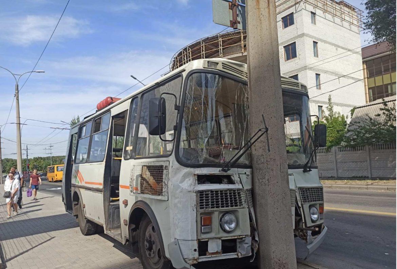 ДТП в Донецке: пострадали 7 человек