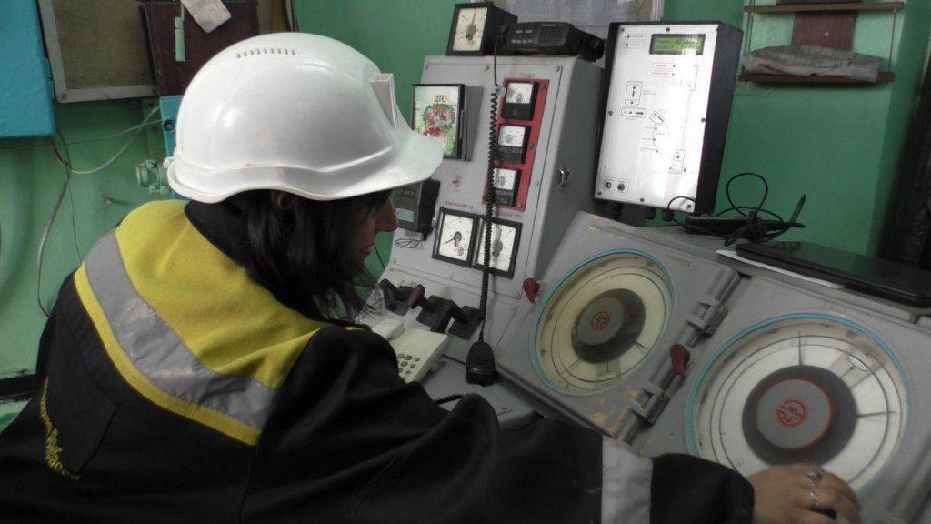 Добыча угля на шахте «Комсомолец Донбасса» восстановлена
