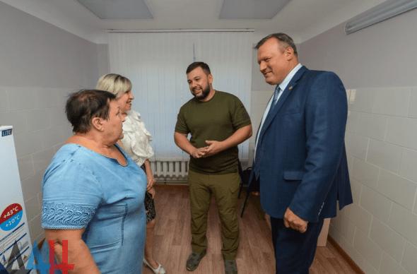 Амбулаторию в Кировском районе восстановят к концу месяца
