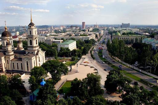 Воздух в Донецке соответствует норме
