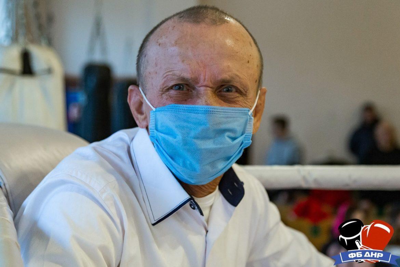 В ДНР прошел турнир Федерации бокса памяти Гуськова О. В.