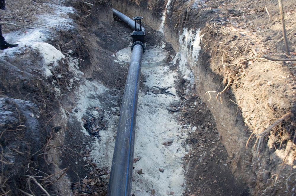 Водоснабжение Луганского будет восстановлено к следующему году