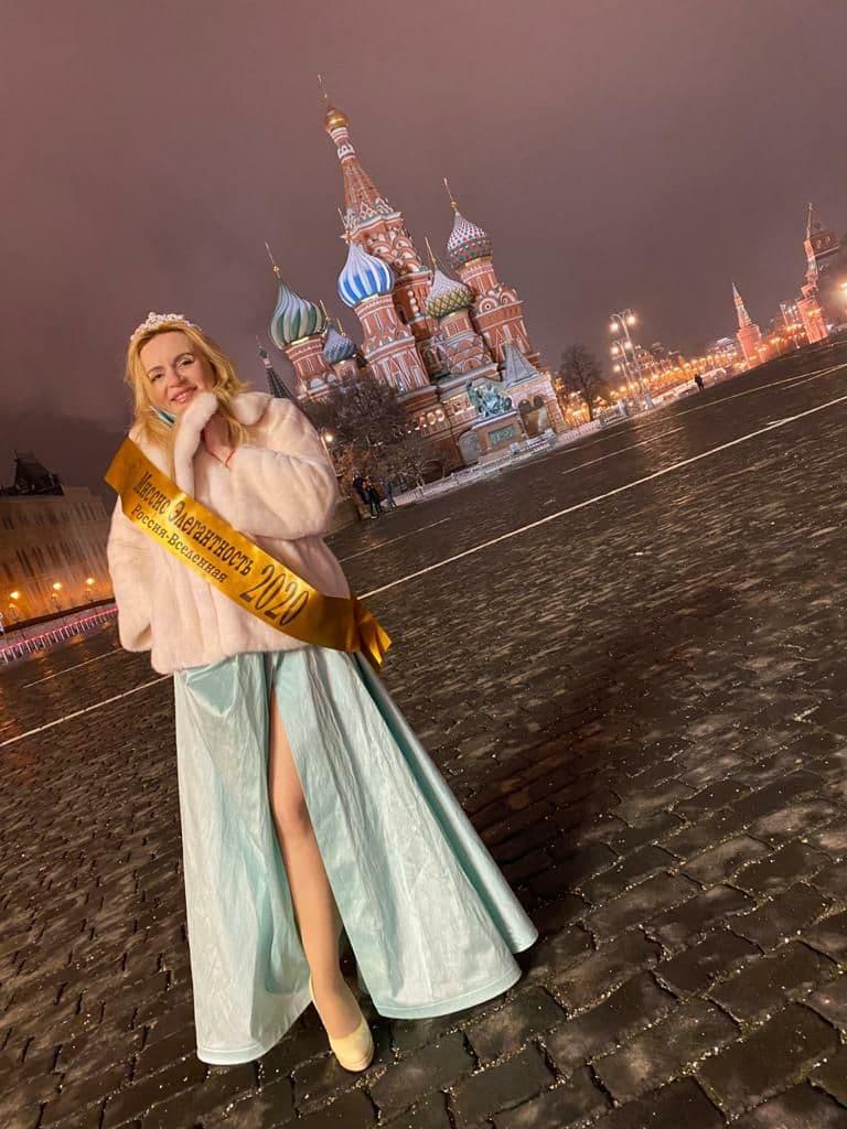 Дончанка стала одной из красивейших женщин России