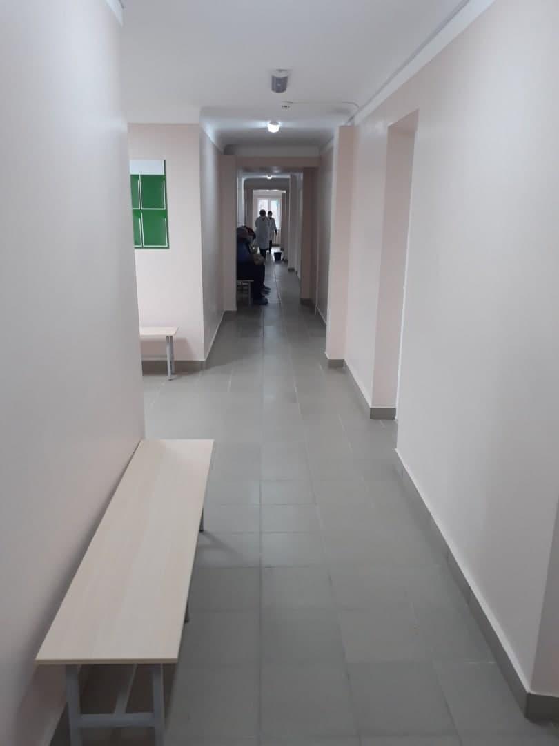 Амбулатория на Лидиевке вновь принимает пациентов