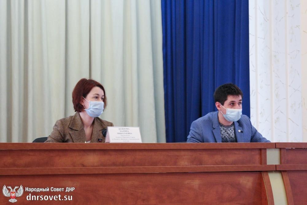 Комитет по бюджету, финансам и экономической политике рассмотрел вопросы разработки и реализации подзаконных нормативных правовых актов