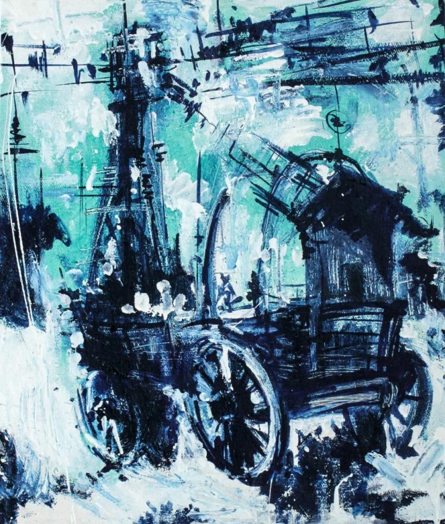 Донецкий художник одержал победу на всероссийском конкурсе искусства