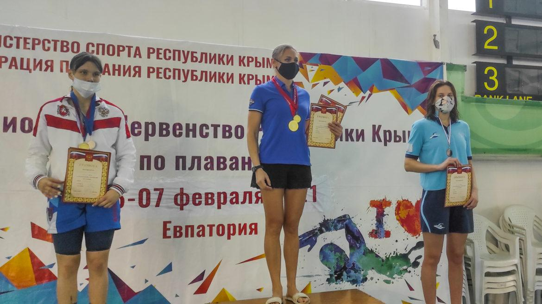Спортсмены ДНР завоевали в Крыму 38 медалей