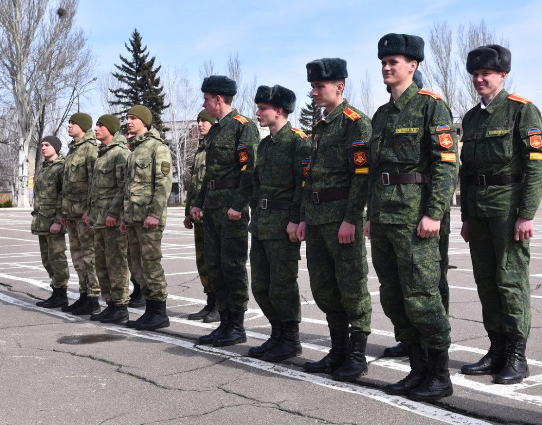 «Сильные, ловкие, быстрые»: курсанты ДонВОКУ одержали победу на олимпиаде