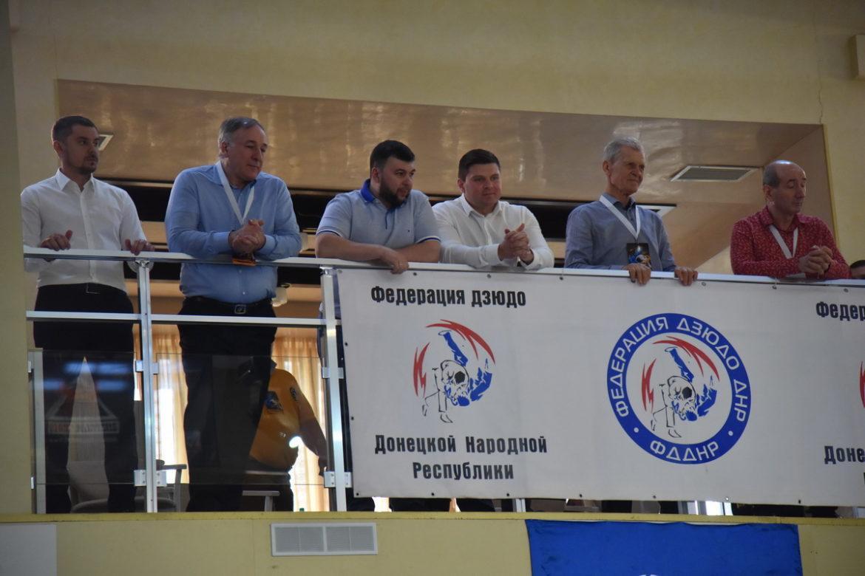 Битва на татами за призы Главы ДНР (фото)