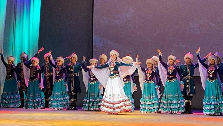 Ансамбль «Донбасс» завершил свой гастрольный тур концертом в Стерлитамаке