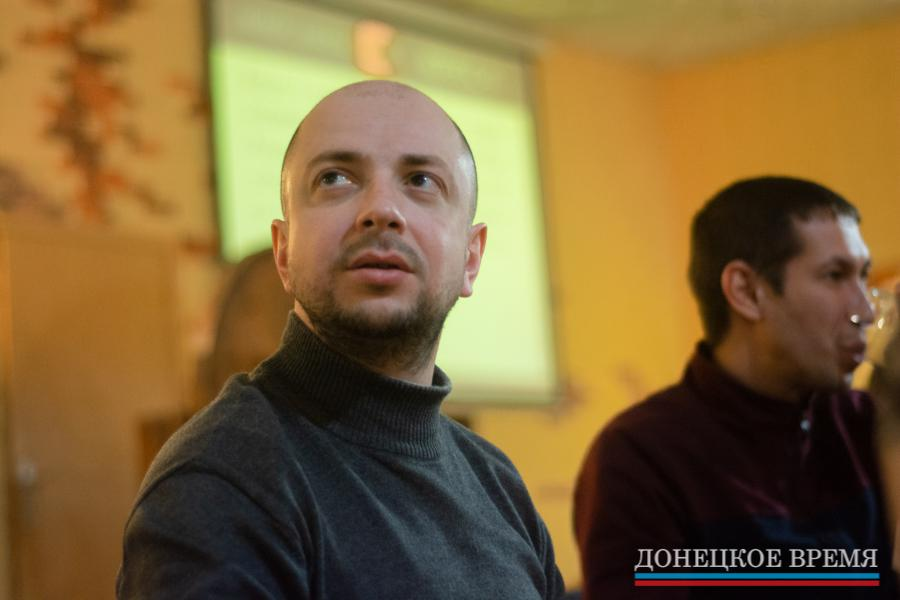 Битва умов в Донецке