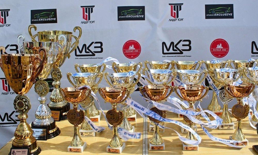 В Зуевке прошел чемпионат по ралли