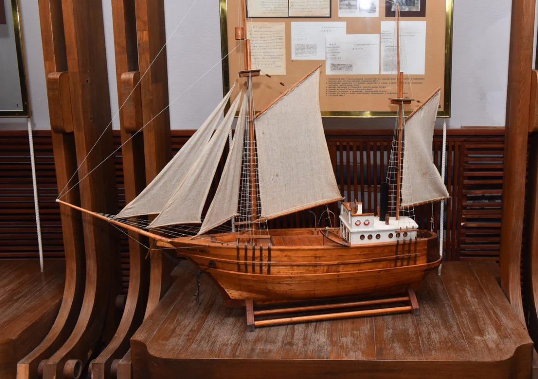 Музей у синего моря