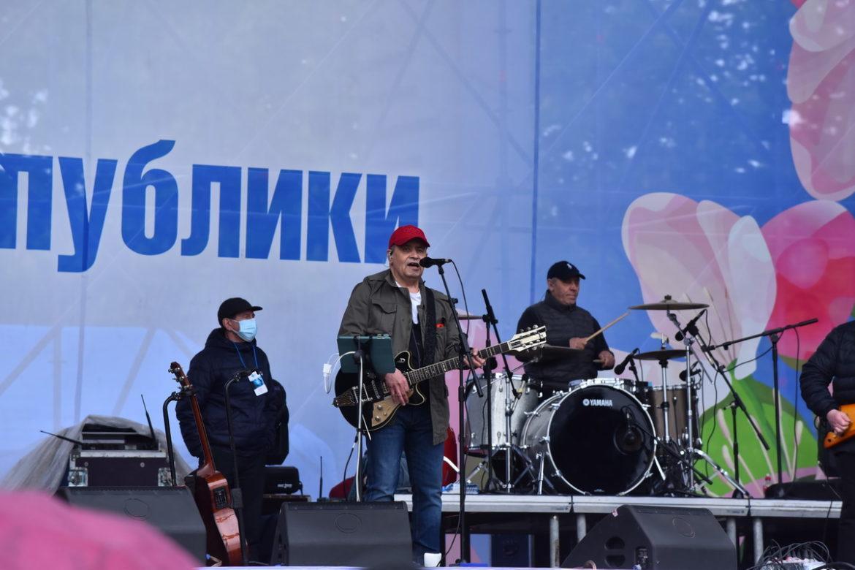 Концерт группы «Любэ» в Донецке [ФОТО]
