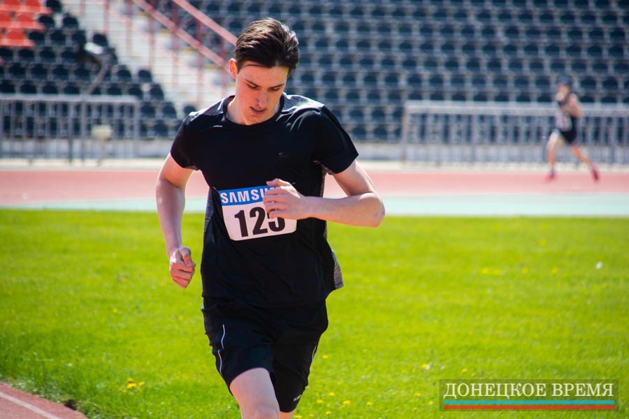 «Студенческие спортивные игры Донбасса» (+ФОТО)