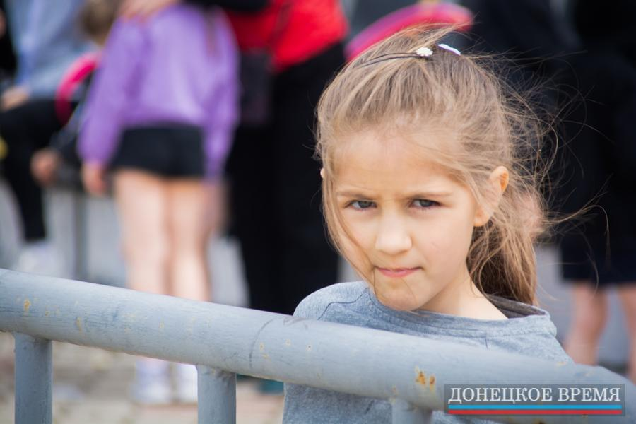 За детство без войны (+ФОТО)