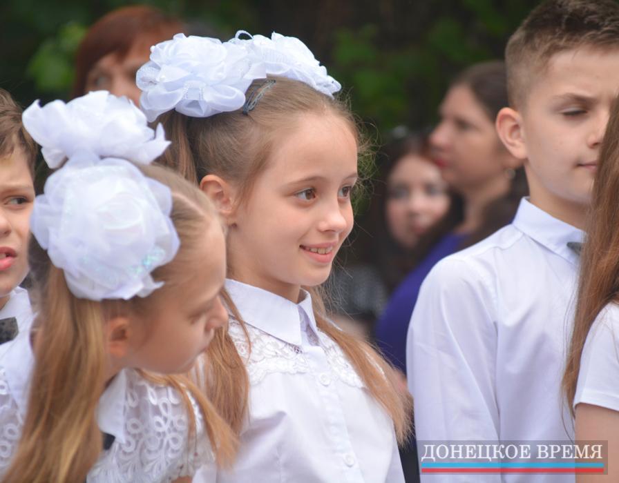 Последний звонок в гимназии №6 (ФОТО)
