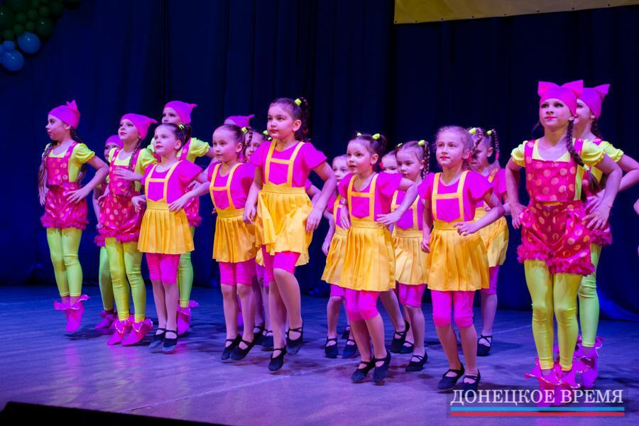 Мастерская хореография от коллектива «Горошины» (ФОТО)
