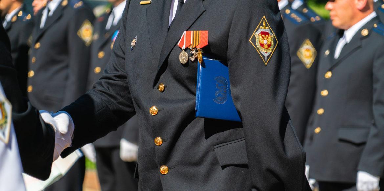 Выпускники спецфакультета МГБ ДНР получили дипломы российского образца