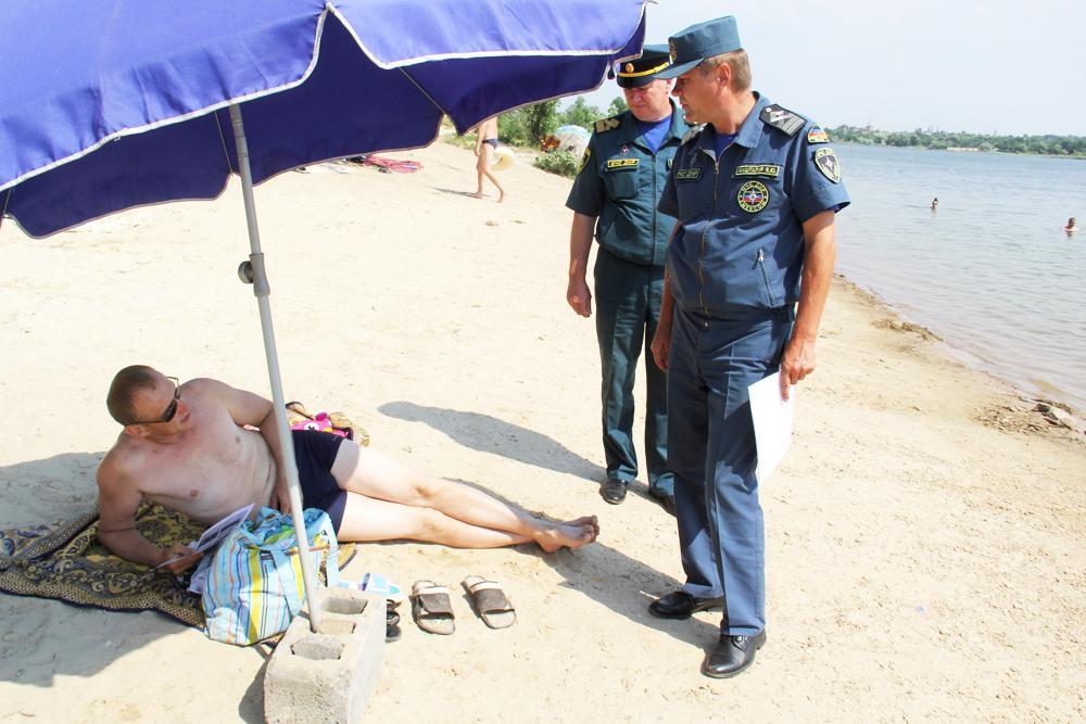 МЧС ДНР: будьте осторожны на воде!