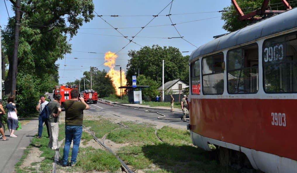 В Буденновском районе Донецка произошел взрыв