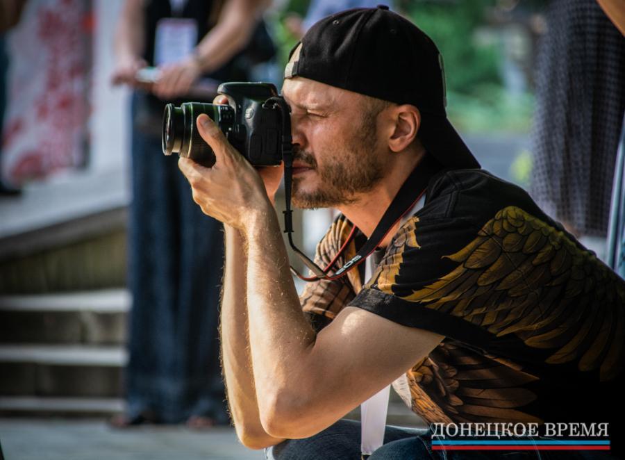 В Донецке завершился фестиваль «Узорочье» (ФОТО)