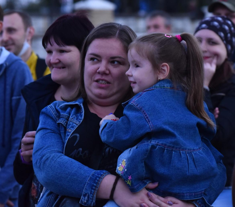 Рок-фестиваль в Донецке (ФОТО)
