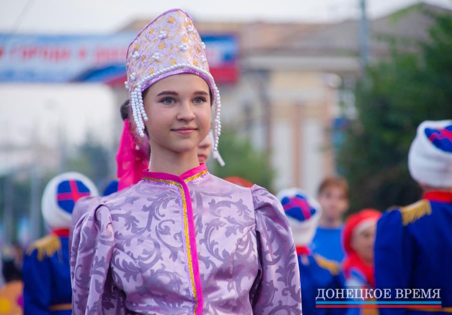 Жители Макеевки отметили День города (ФОТО)
