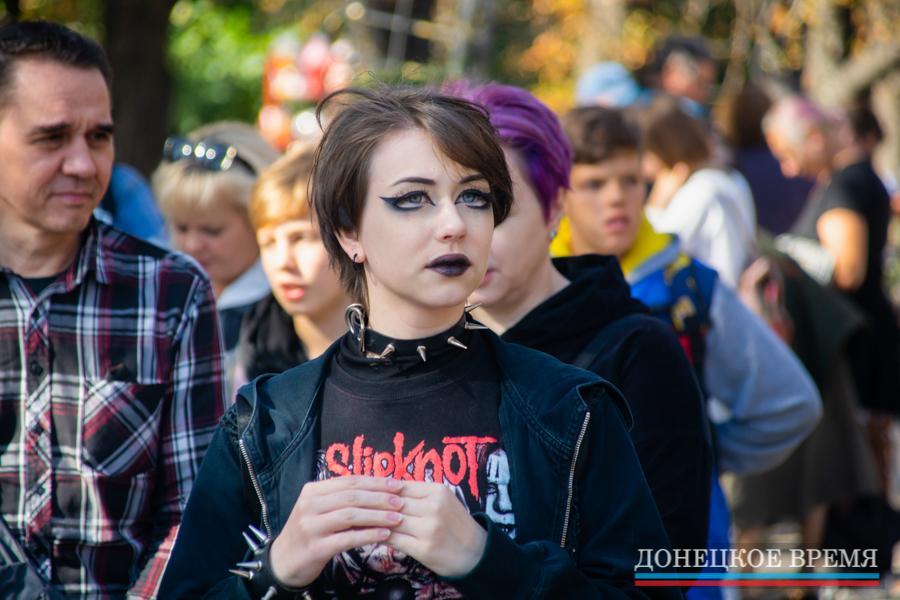 В Донецке прошел Международный фестиваль кузнечного мастерства (ФОТО)